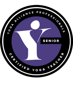 Yoga Alliance Certified Senior Yoga Teacher